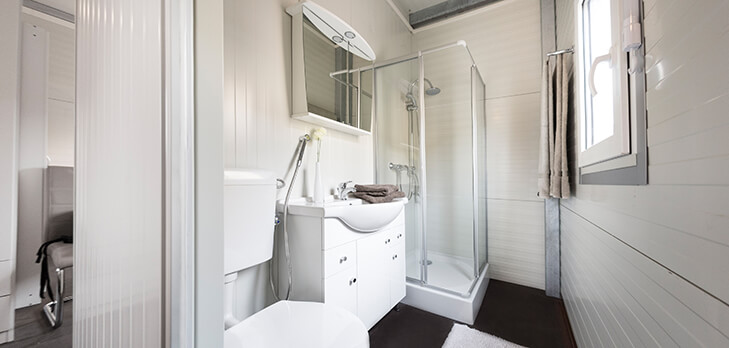 Residential Container - Bathroom